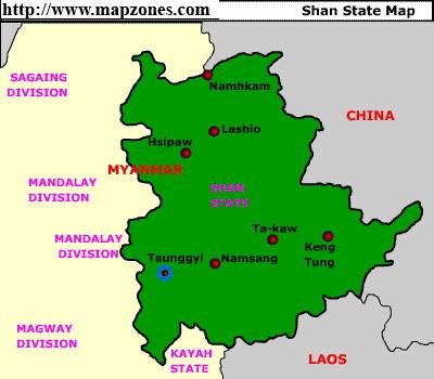 Shan State Myanmar Travel
